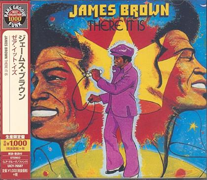 James Brown - There It Is (Japan Edition)