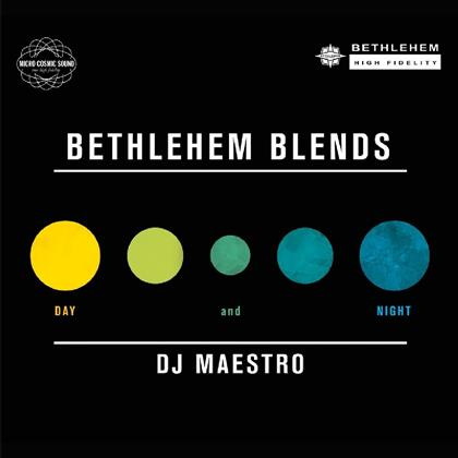 DJ Maestro - Bethlehem Blends By DJ Maestro: Day & Night (2 LPs)