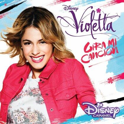 Violetta (Walt Disney) - Gira Mi Cancion