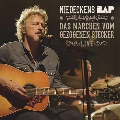 Bap & Wolfgang Niedecken - Das Märchen vom Gezogenen Stecker - Live (2 CDs)