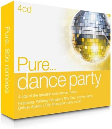 Pure... Dance Party (4 CDs)