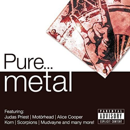 Pure... Metal (4 CDs)