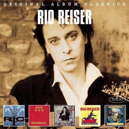 Rio Reiser - Original Album Classics (5 CDs)