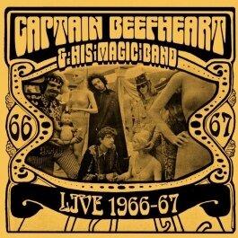 Captain Beefheart - Live 1966-1967 (2 CDs)