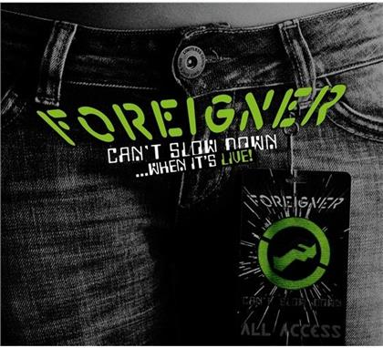 Foreigner - Can't Slow Down - When It's (2 LPs)