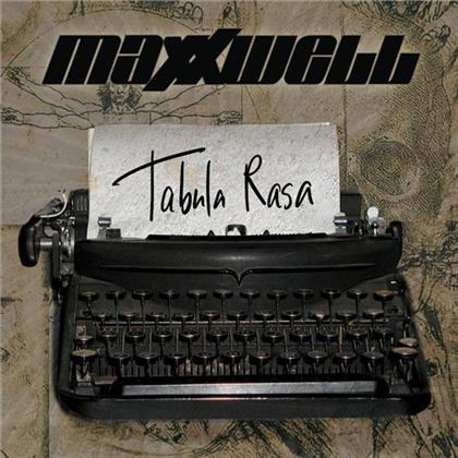Maxxwell - Tabula Rasa