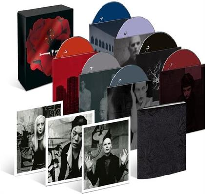 The Smashing Pumpkins - Adore - 2014 Version, Super Deluxe Edition (Remastered, 6 CDs + DVD)