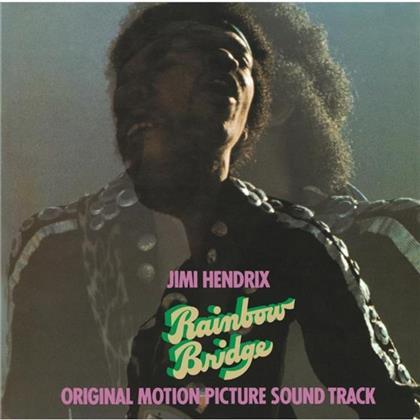 Jimi Hendrix - Rainbow Bridge OST (Legacy Edition, LP)