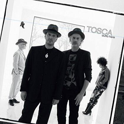 Tosca (Richard Dorfmeister) - Outta Here (Digipack)