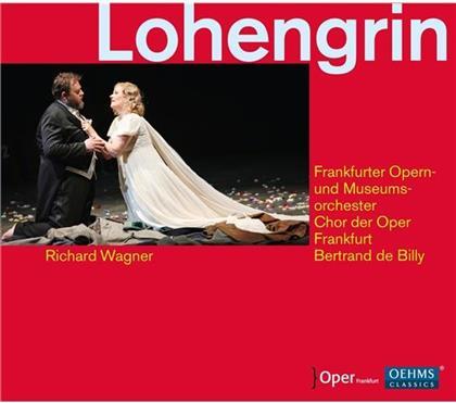 Falk Struckmann, Michael König, Camilla Nylund, Robert Hayward, Michaela Schuster, … - Lohengrin (3 CDs)