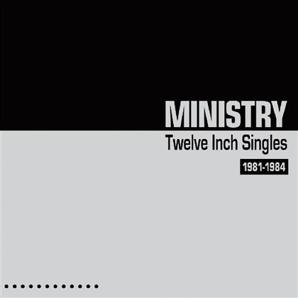 Ministry - Twelve Inch Singles - Expanded (2 CDs)