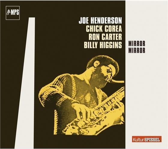 Joe Henderson - Mirror, Mirror (2014 Version)