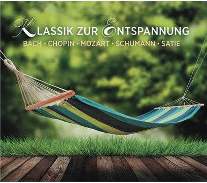 Divers - Klassik Zur Entspannung (3 CDs)