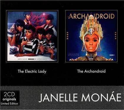Janelle Monáe - Electric Lday/Archandroid (2 CDs)