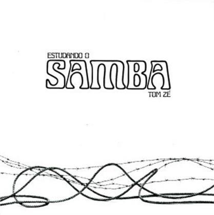 Tom Ze - Estudando O Samba (LP)