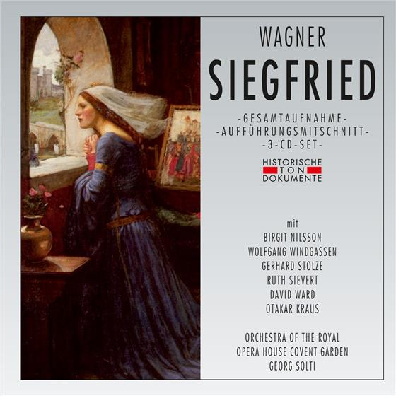 Richard Wagner (1813-1883) - Siegfried (3 CDs)