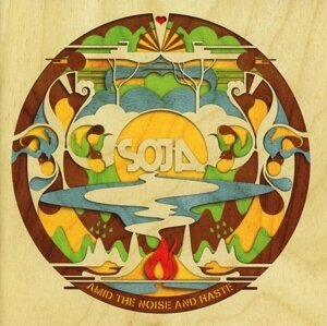 Soja (Soldiers Of Jah Army) - Amid The Noise And Hate (Digipack)