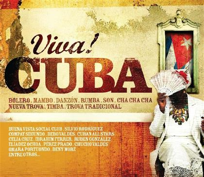 Viva Cuba - Various 2014 (3 CDs)