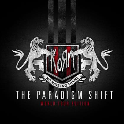 Korn - Paradigm Shift - World Tour Edition (2 CDs)