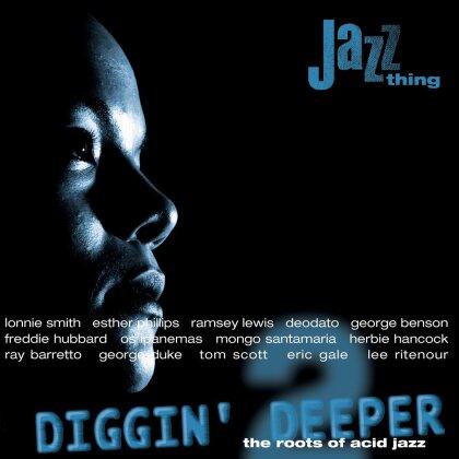 Diggin' Deeper Vol.2 - Various - Music On Vinyl (2 LPs)