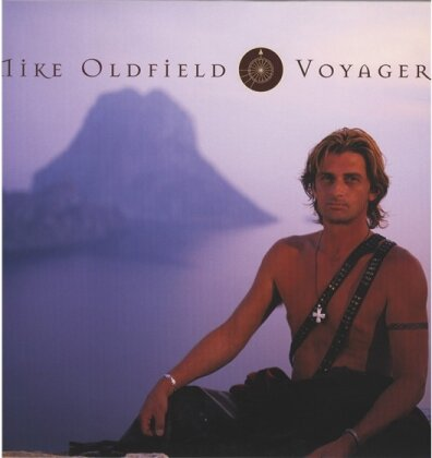 Mike Oldfield - Voyager (LP)