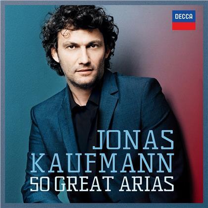 Jonas Kaufmann - Jonas Kaufmann - 50 Great Arias