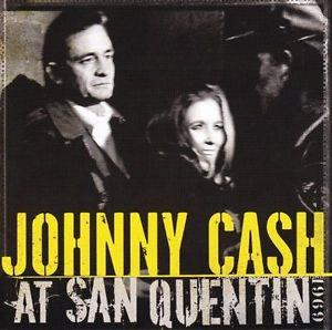 Johnny Cash - At San Quentin (CD + DVD)