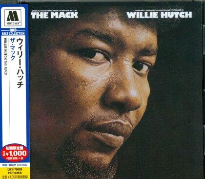 Willie Hutch - Mack (Ost) - OST (CD)