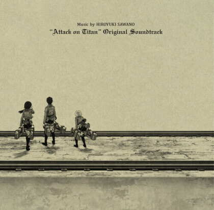 Hiroyuku Sawano - Attack On Titan - OST
