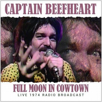 Captain Beefheart - Full Moon In Cowtown (LP)