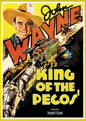 King of the Pecos (s/w, Remastered)