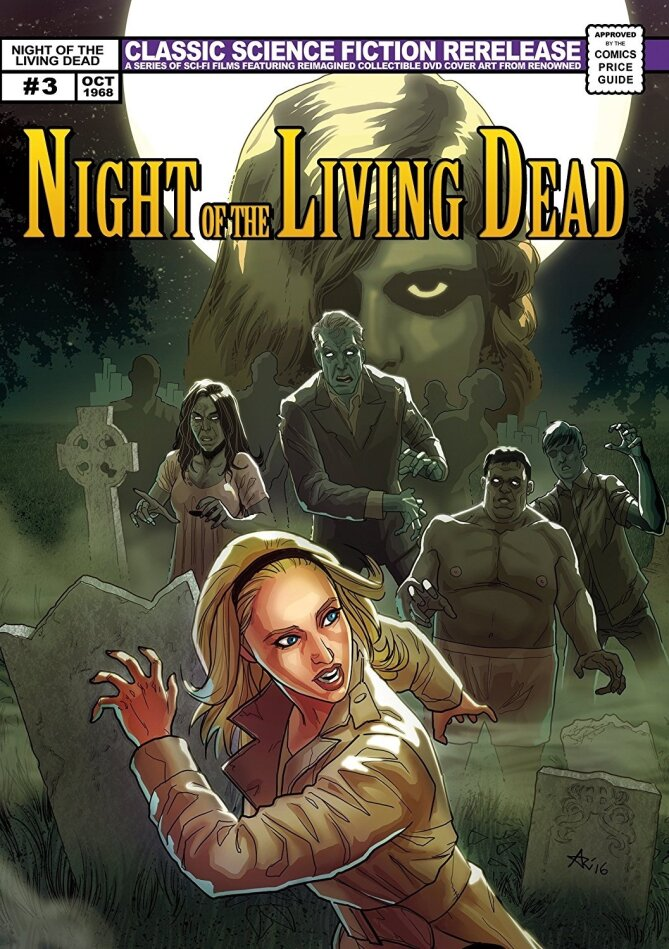 Night of the Living Dead (1968) (Comic Book, Collector's Edition)