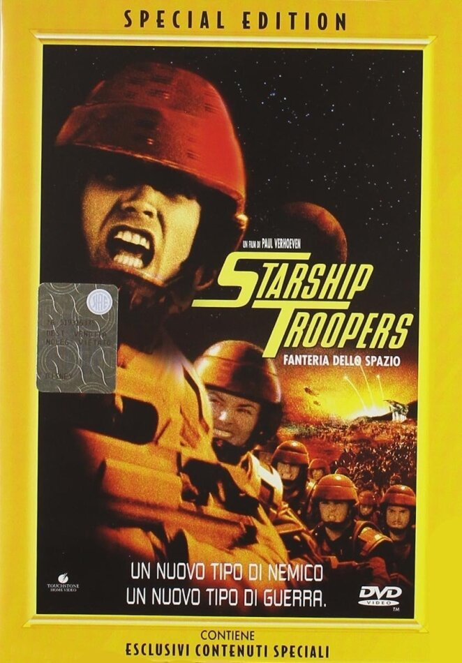Starship Troopers - Fanteria dello spazio (1997) (Special Edition)