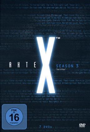 Akte X - Staffel 3 (7 DVDs)