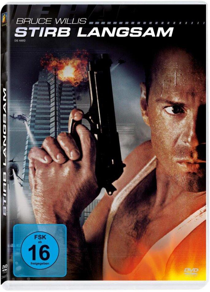 Stirb langsam 1 - (Special Edition / Ungeschnittene Fassung 2 DVDs) (1988)