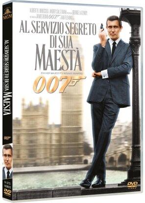 James Bond: - Al servizio di sua maesta (1969)