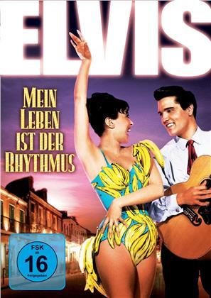 Mein Leben ist der Rhytmus - Elvis Presley (1958) (s/w)