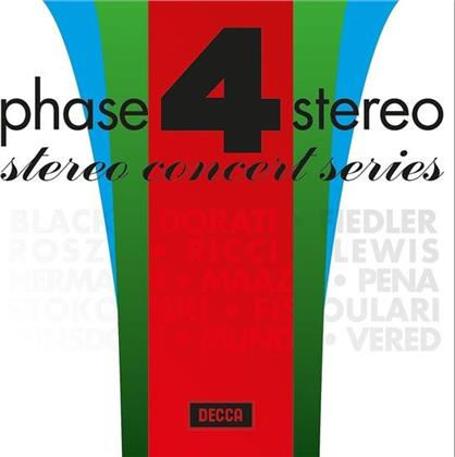 Divers - Phase 4: Stereo Concert Series (41 CDs)