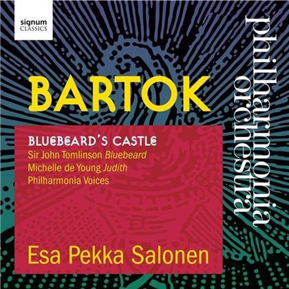 Sir John Tomlinson, Michelle de Young, Béla Bartók (1881-1945), Esa-Pekka Salonen (*1958), Philharmonia Orchestra, … - Duke Bluebeard's Castle
