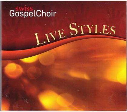 Swiss Gospel Choir & Swiss Gospel Voices - Live Styles (2 CDs)