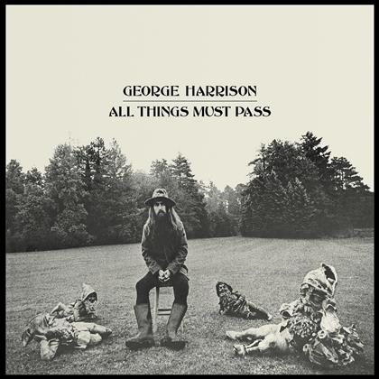 George Harrison - All Things Must Pass (2014 Version, Remastered, 2 CDs)
