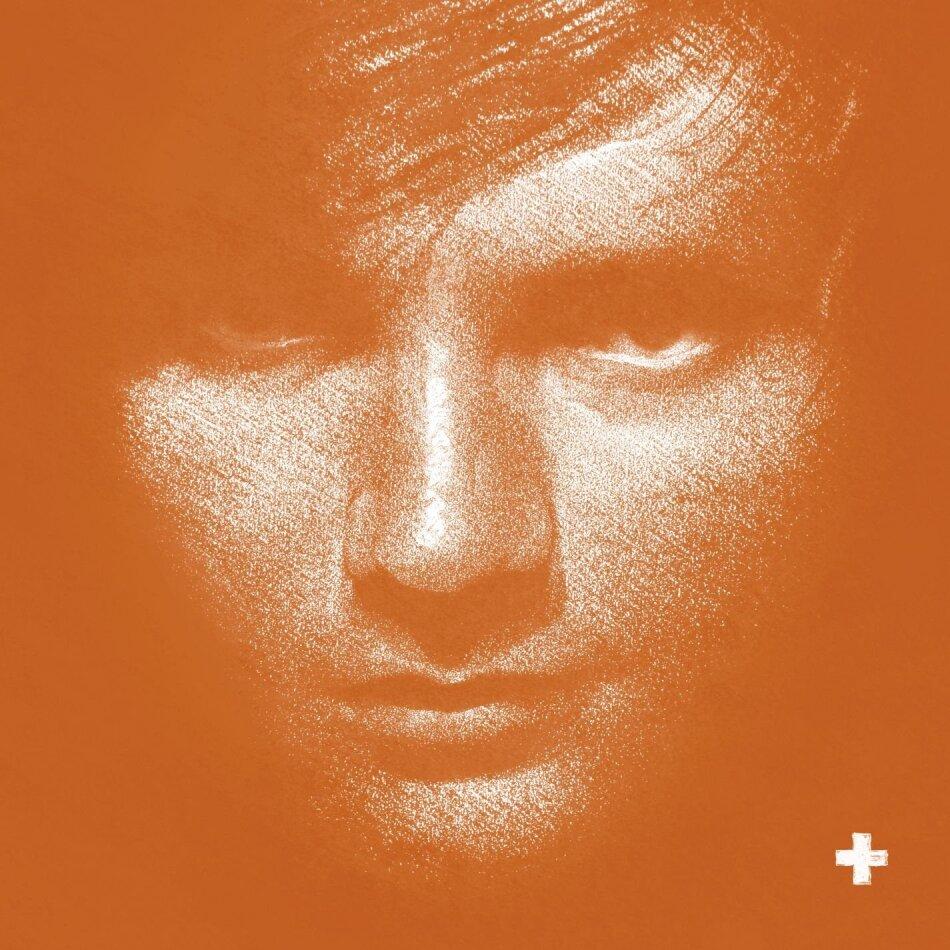 Ed Sheeran - + - Orange Vinyl (Colored, LP)