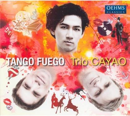 Trio Cayao, Ander Perrino, Iskandar Widjaja & Jarkko Riihimäki - Tango Fuego (2 CDs)