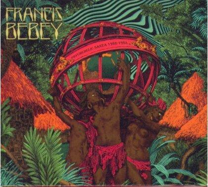 Francis Bebey - Psychedelic Sanza 1982-84