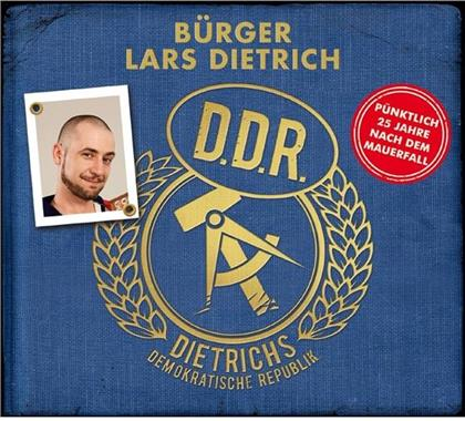 Bürger Lars Dietrich - Dietrichs Demokratische Republik (Limited Edition)