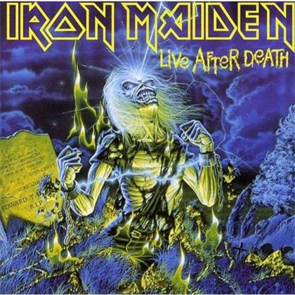 Iron Maiden - Live After Death (2014 Version, 2 LPs)