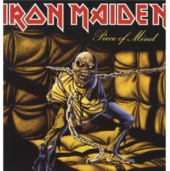 Iron Maiden - Piece Of Mind (2014 Version, LP)