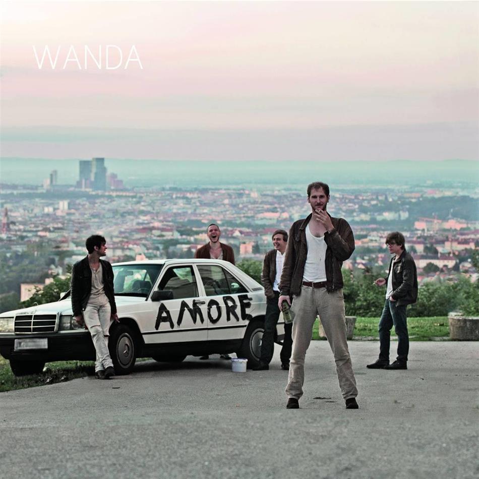Wanda - Amore (LP + Digital Copy)