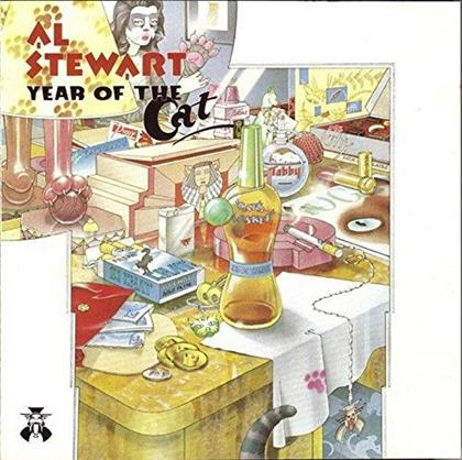 Al Stewart - Year Of The Cat (Japan Edition, Remastered)