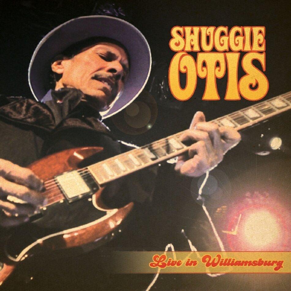 Shuggie Otis - Live In Williamsburg - Cleopatra Records